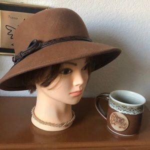 Nine West 100% Wool Hat